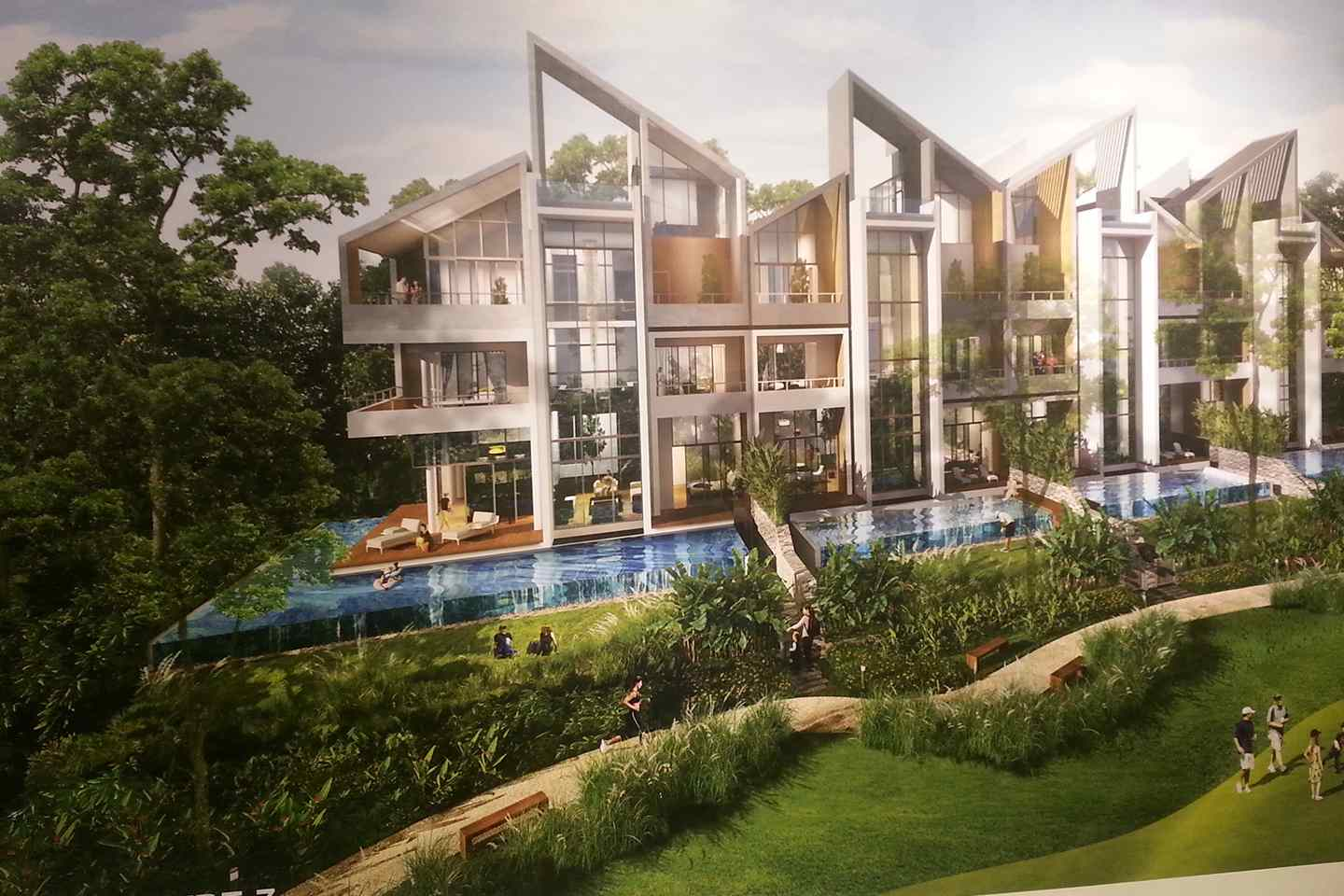 Rise Resort Residences Independent Villas